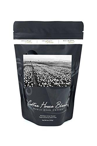 Tulip Photograph (Skagit Valley, WA Bellingham Tulip Fields Photograph (8oz Whole Bean Small Batch Artisan Coffee - Bold & Strong Medium Dark Roast w/ Artwork))