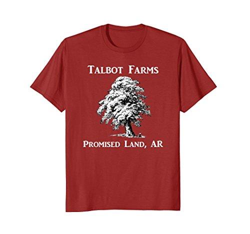 Talbot Farms Tees: Talbot Farms Promised Land Arkansas ()