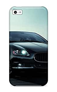 Awesome Maserati 5 Flip Case With Fashion Design For Iphone 5c