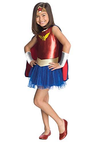 Girls Wonder Woman Tutu Costume (L 12-14) -