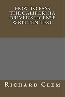 California Drivers Test Made Easy: By a Former Driver