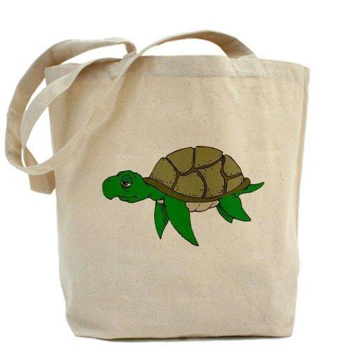 Sleepy Little Tartaruga di mare borsa da CafePress