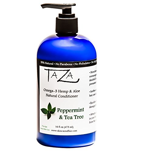 Premium Taza Peppermint Conditioner Contains