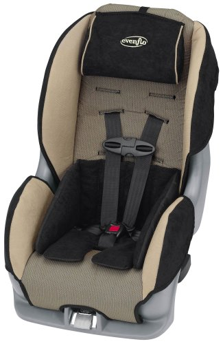 Evenflo Tribute 5 Convertible Car Seat Fleetwood Discontinued By Manufacturer