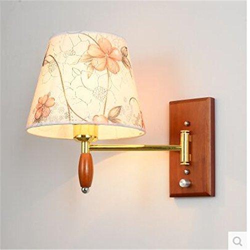 AI & NI minimalista moderno tessuto lampade da parete, usato Hotel ...