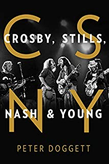 Book Cover: CSNY: Crosby, Stills, Nash and Young