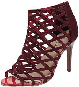 3da94252ed Zapatos mujer ❤ Amlaiworld Zapatos de tacón mujer primavera verano  Sandalias tacon fiesta chanclas Zapatos ...