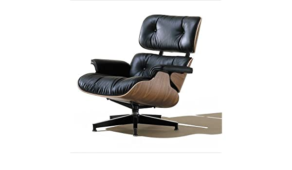 Amazon.com: Herman Miller Eames Lounge Chair and Ottoman: Kitchen ...