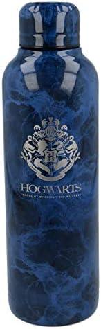 Stor Harry Potter | Botella de Agua Reutilizable de Acero Inoxidable | Cantimplora Termo con Doble Aislamiento para 12 Horas de Bebida Caliente y 18 Horas de Bebida Fría - Libre BPA - 515 ml
