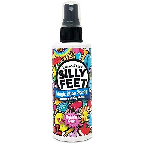 Silly Feet Deodorizer Eliminator Childrens product image