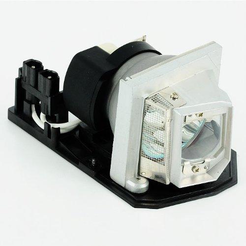 eu-ele Compatible bombilla con carcasa modelo de proyector módulo ...