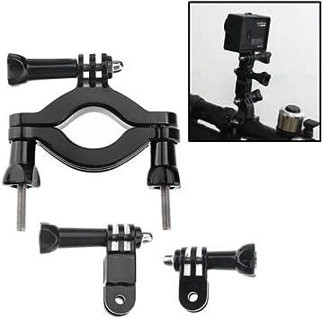 Fijación Soporte Bicicleta Metal/Plástico para cámara GoPro Hero 4 ...