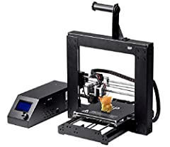 If you're ready to take your ideas and designs from paper or CAD file to the next level, the Monoprice MAKER SELECT 3D Printer is the perfect starter solution for your needs! Unlike kit-based printers, which require a certain level of knowled...