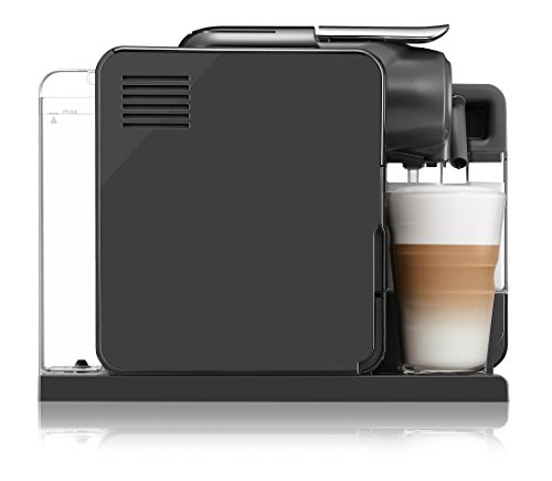 Nespresso Lattissima Touch Original Espresso Machine with Milk Frother by De'Longhi, Washed Black by DeLonghi (Image #8)