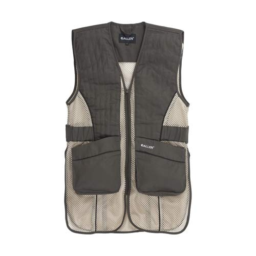 Allen Ace Shooting Vest with Moveable Shoulder Pad (Best Shotgun For Trap And Skeet)