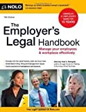 img - for Employer's Legal Handbook 10th (tenth) edition book / textbook / text book