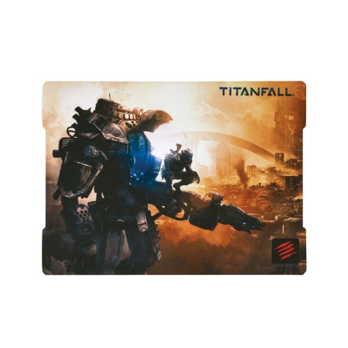 Mad Catz Titanfall G.L.I.D.E.3 Gaming Surface for PC and Mac