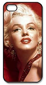 diy zhengLZHCASE Personalized Protective Case for Ipod Touch 4 4th - Marilyn Monroe