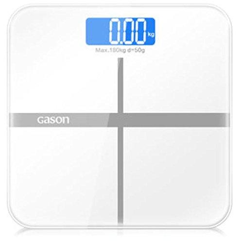 Cuarto de baño cuerpo escala vidrio inteligente hogar piso electrónico Digital equilibrio de peso Bariatric visualización...