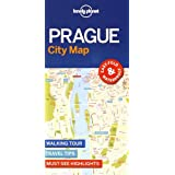Lonely Planet Prague City Map (Travel Guide)