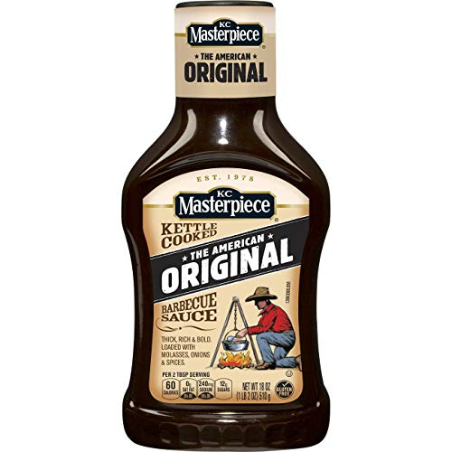 (KC Masterpiece Original Barbeque Sauce, 18 Ounce -- 6 per case. )