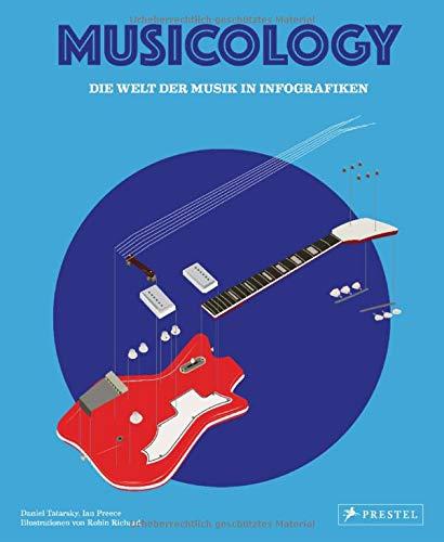 Musicology  Die Welt Der Musik In Infografiken