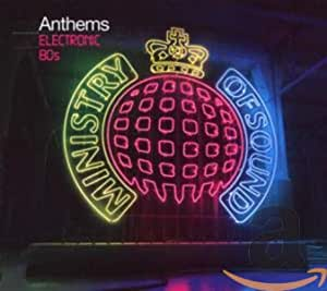 Ministry of Sound: Anthems Electronic 80's / Various