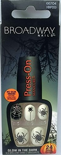 Broadway Nails Press-On Manicure Halloween ~ So -