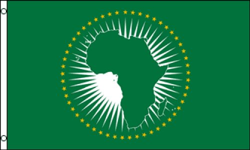 African Union 3x5 ft Polyester Flag