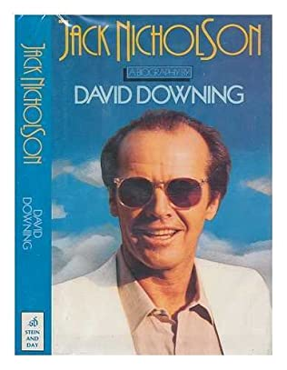 book cover of Jack Nicholson