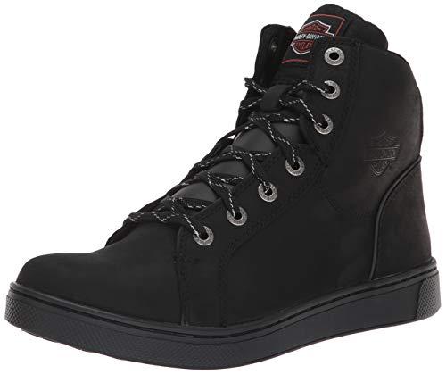 - Harley-Davidson Men's Watkins Fashion Boot, Black, 13 M US