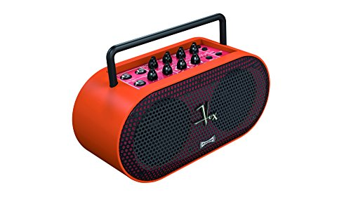 Price comparison product image Vox Soundbox Mini Portable Guitar Amplifier Speaker System (Orange)