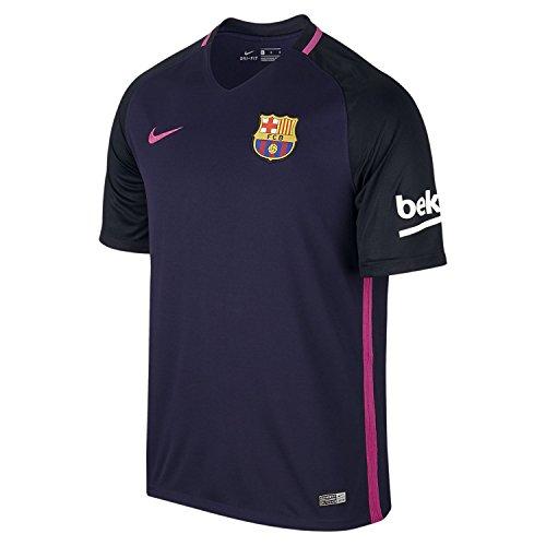 精査歯科医パリティNike FC Barcelona Away Men's Soccer Stadium Jersey 2016-17/サッカーユニフォーム バルセロナ アウェイ用