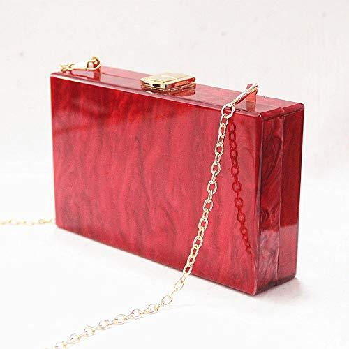 1 Picture Pochette Messenger Bandoulière Dîner Sac Pack Honneury Lady As En Acrylique À Bag xfHSw6q