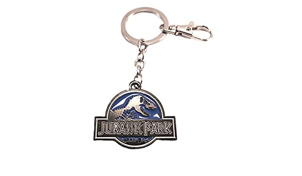 Outlander Gear Parque Jurásico llavero con incluye caja de ...