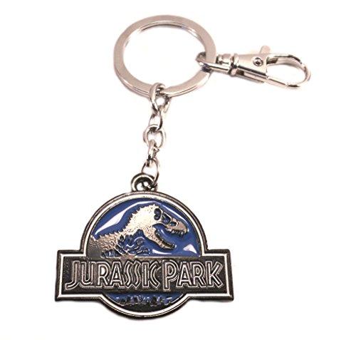 J&C Jurassic Park Keychain with Gift