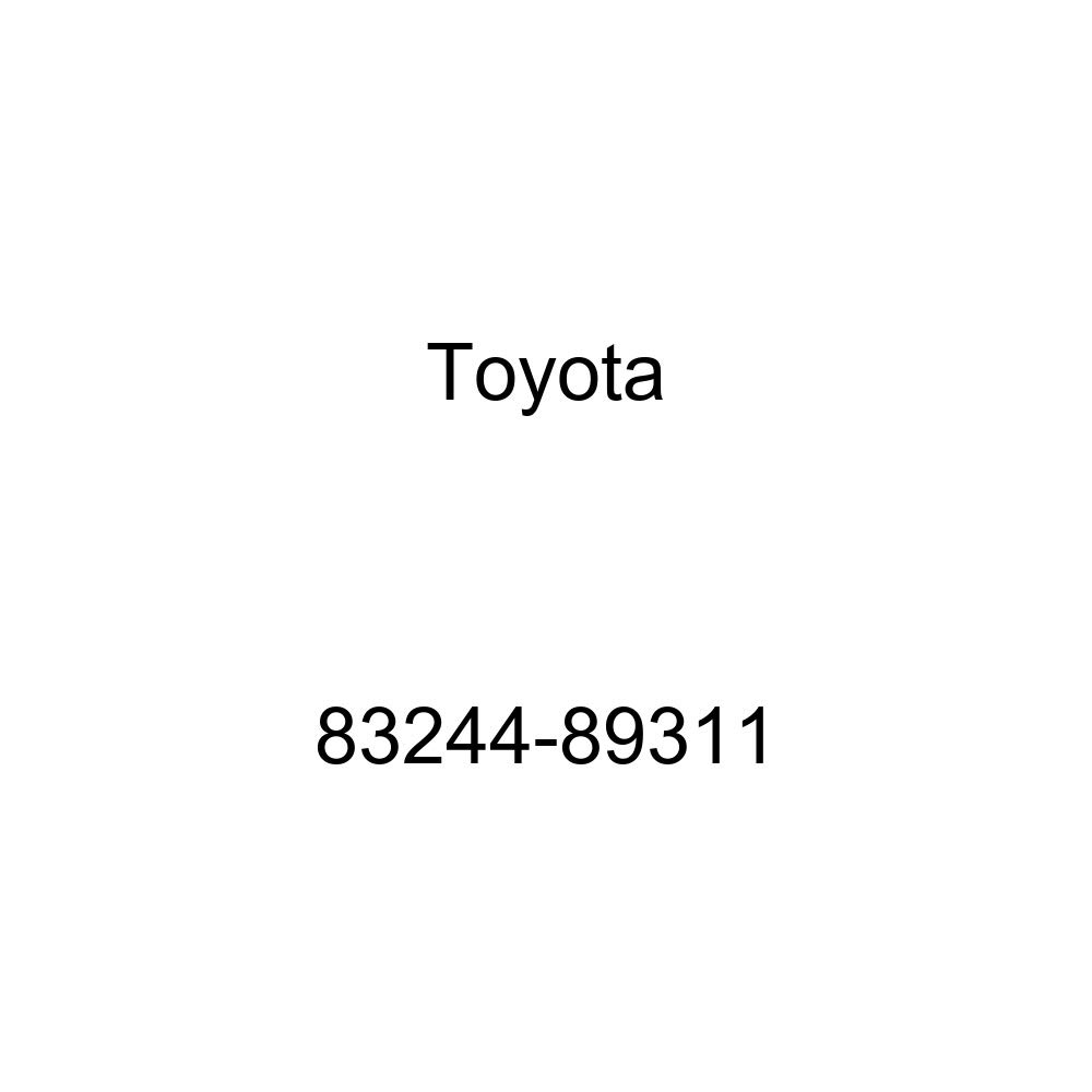 Toyota 83244-89311 Water Temperature Receiver Gauge Assembly