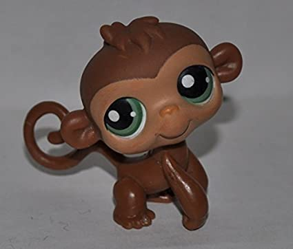 Toy Littlest Pet Shop Exclusive Single Pack Figure Monkey