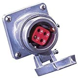 Crouse-Hinds AR642 3-Wire/4-Pole Arktite Heavy-Duty 60 Amp Circuit Breaking Receptacle Housing