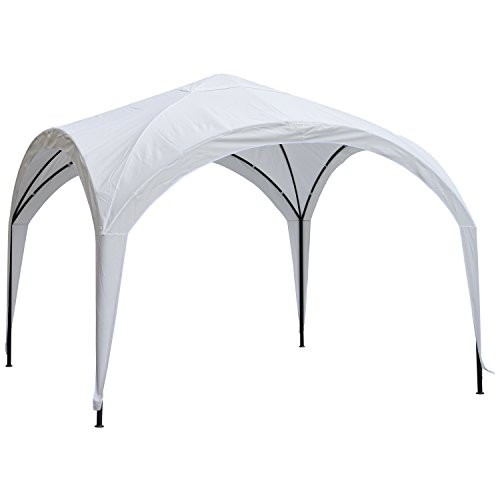 Cheap  Outsunny 10' x 10' Outdoor Portable Dome Canopy Tent Sunshade Cover Durable..