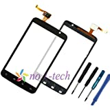 New Original Touch Screen Digitizer Glass Replacement For Alcatel One Touch OT-991 991D BK Black