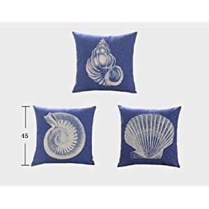 41fcvcDnVOL._SS300_ 100+ Coastal Throw Pillows & Beach Throw Pillows