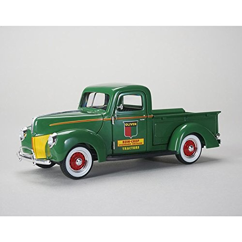 1940 Oliver Ford Pickup Truck Green 1/24 Diecast Model Car by Speccast 64128 - Ford Truck 1940
