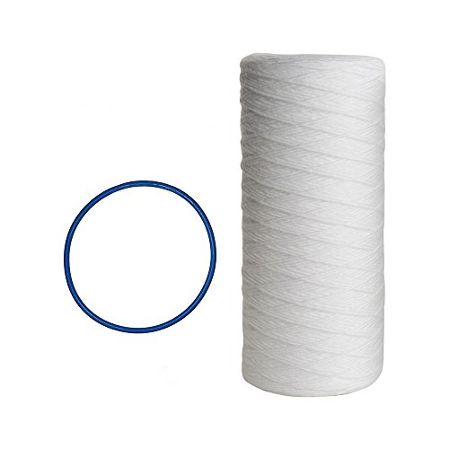 (Pelican Water Replacement 10 in. Sediment Filter & O-Ring)