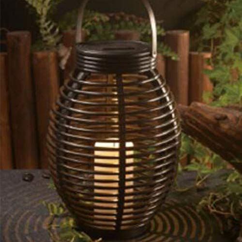 Rattan Outdoor Lighting in US - 3