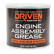 DRIVEN Joe Gibbs Racing Oil 00728 Extreme Pressure Engine Assembly Grease - 16 oz. Tub