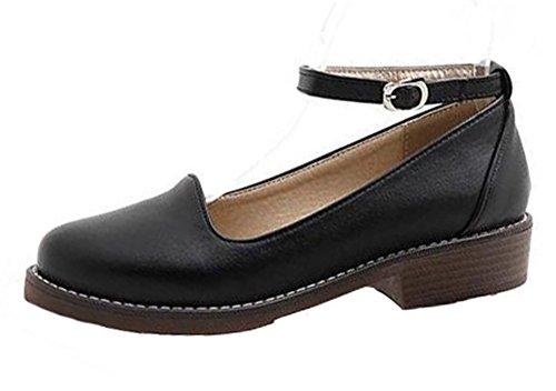 Sandalo Con Cinturino Alla Caviglia Dolce Allacciatura Alla Caviglia Tacco Basso Donna Easemax