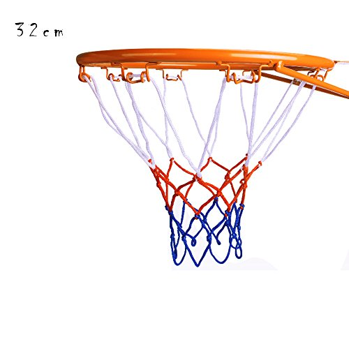 Mini Rim (Kids Basketball Hoop, Dream Travel Basketball Rim Goal Wall Mounted Basketball Hoop Indoor Outdoor Hanging Basketball Hoop, 32cm)