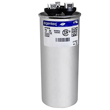Carrier Bryant Payne Capacitor 40//5 uf 440 volt P291-4054RS