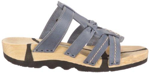 Chung Shi Wooccoli Katja 3000330 Damen Sandalen Blau (Blu)